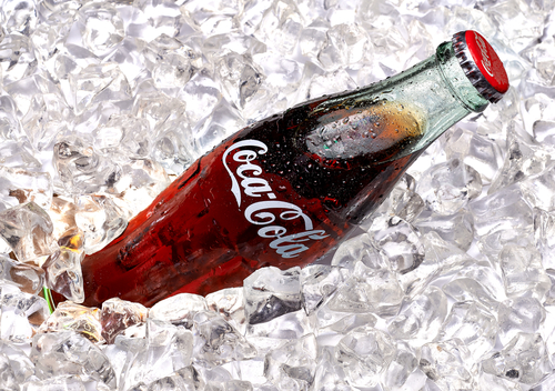 Comparable sales shine at Coca-Cola
