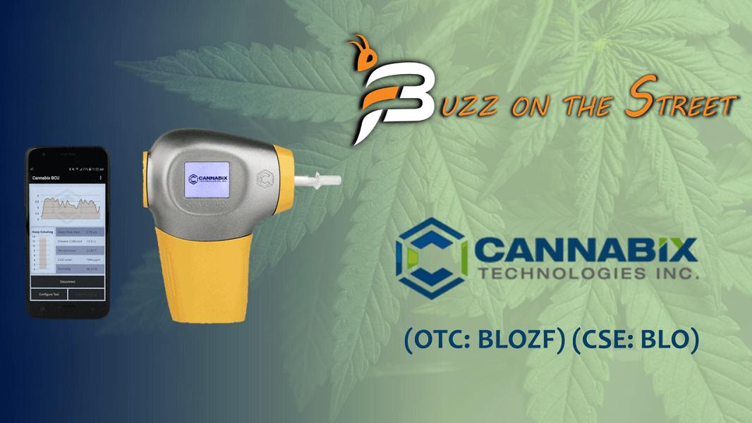 "The Latest ""Buzz on the Street"" Show: Featuring Cannabix Technologies (CSE: BLO) (OTC: BLOZF) THC Detection"